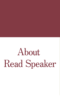 About Read Speaker