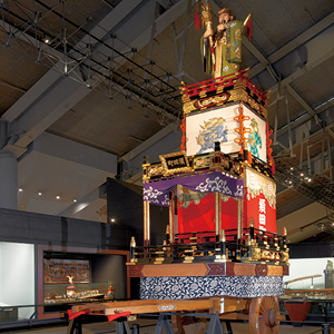 E6 _ Edo's Four Seasons and Its Entertainment Districts _ Festival Float of the Kanda Myōjin Shrine